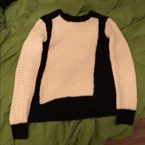 Knit sweater by forever21